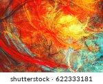 sunlight. bright dynamic... | Shutterstock . vector #622333181