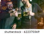 craft beer booze brew alcohol... | Shutterstock . vector #622370369