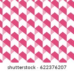 geometric abstract pattern... | Shutterstock .eps vector #622376207