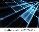 abstract technology illustration | Shutterstock . vector #622399655