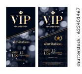 vip party premium invitation... | Shutterstock .eps vector #622401467