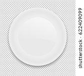 plate | Shutterstock . vector #622409099