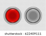 buttons set | Shutterstock . vector #622409111