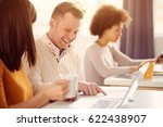 young people at work   Shutterstock . vector #622438907