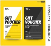 gift voucher ui design with...