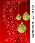 christmas background | Shutterstock . vector #62245192