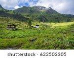 countryside in tirolean alps ...   Shutterstock . vector #622503305