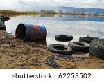 Contamination Of Lake. An...