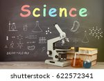 science and education concept   ... | Shutterstock . vector #622572341