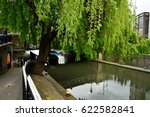 Canal In Camden Town.