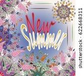 new summer   zentangle inspired ...