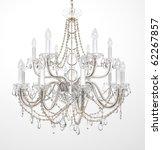 Luxury Glass Chandelier On...