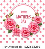 happy mother's day. holiday... | Shutterstock .eps vector #622683299