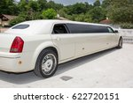 luxury limo limousine day life | Shutterstock . vector #622720151