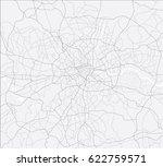 london city map | Shutterstock .eps vector #622759571