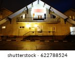 night country house   Shutterstock . vector #622788524