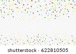 colorful vector serpentine and... | Shutterstock .eps vector #622810505