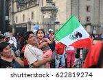 mexico city  mexico   september ... | Shutterstock . vector #622819274