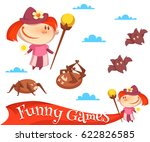 vector illustration of the... | Shutterstock .eps vector #622826585