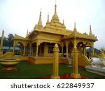 Golden Pagoda  Arunachal...