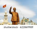 ho chi minh city  vietnam  ... | Shutterstock . vector #622869989