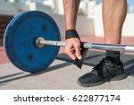 Weightlifting Wrist Straps...