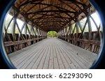 covered bridge interior shot... | Shutterstock . vector #62293090