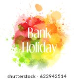 abstract multicolored splash... | Shutterstock .eps vector #622942514