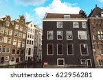 Amsterdam Buildings On The...