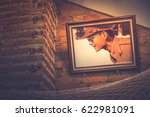 nakhon nayok   april 8   old... | Shutterstock . vector #622981091