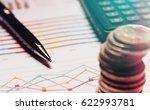 finance savings concept ... | Shutterstock . vector #622993781