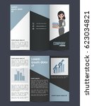 two page tri fold brochure