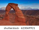 Usa  Utah  Arches National Par...