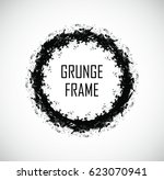 vector frames. circle for image....