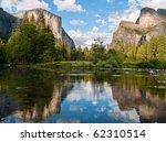 Beautiful Scenery At Yosemite...