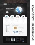 corporate business website...