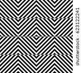 vector seamless pattern.... | Shutterstock .eps vector #623122241