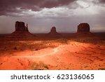 Usa  Arizona  Monument Valley ...