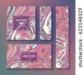 craft liquid texture vector....   Shutterstock .eps vector #623148329