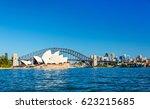 sydney  australia   december 25 ... | Shutterstock . vector #623215685