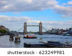 Thames River Activity With...