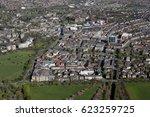 Aerial View Of Harrogate In...