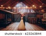 Stylish Groom And Happy Bride...