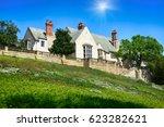 los aangeles  usa  march 30 ... | Shutterstock . vector #623282621