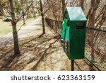 boston  ma  usa   april 17 2017 ... | Shutterstock . vector #623363159