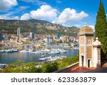 monaco  monte carlo   september ...   Shutterstock . vector #623363879