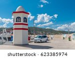 urla  izmir  turkey   april 18  ...   Shutterstock . vector #623385974