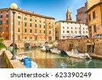 livorno  italy  september 2015  ...   Shutterstock . vector #623390249