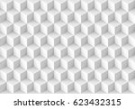 white abstract background | Shutterstock .eps vector #623432315