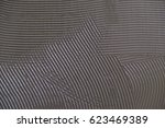 tile thinset mud  also called... | Shutterstock . vector #623469389